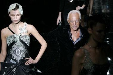 Giorgio Armani Haute CoutureWebcast