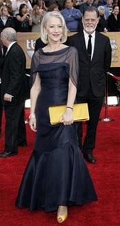 Helen Mirren - Photo from Yahoo