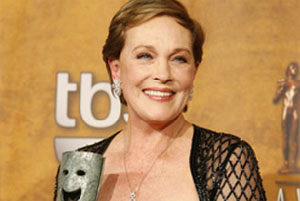 Julie Andrews Honored By Screen Actors Guild