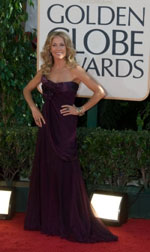 Sheryl Crow at the Golden Globes - Photo courtesy of Hollywood Foreign Press Association