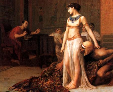Cleopatra inArt