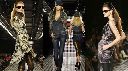 Miss Sixty runway