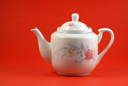 Tea Time - February2007