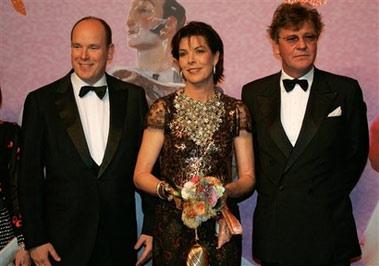 Albert, Caroline, Ernst
