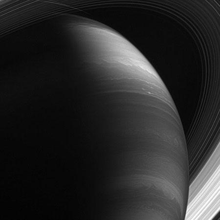 Saturn detail