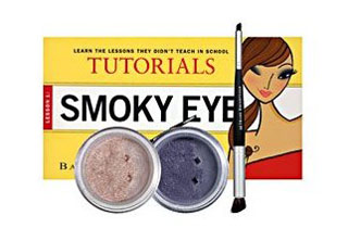 Bare Escentuals Smoky Eye Tutorial