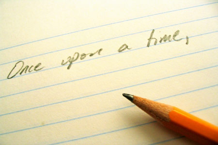 Blogging Is Storytelling...