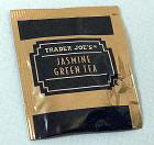 Trader Joe's Green Tea With Jasmine