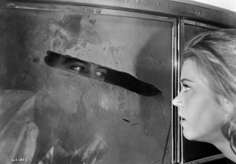 Alain Delon with Jane Fonda in JoyHouse