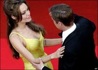 Jolie andPitt