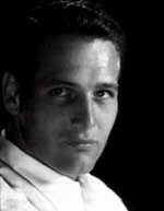 Paul Newman, the face