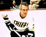 Paul Newman in Slap Shot