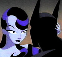Inque from BatmanBeyond