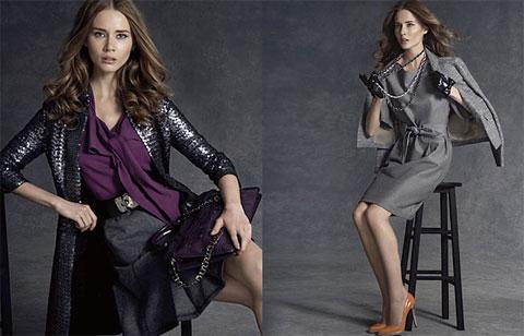 Gray fashions atnet-a-porter.com