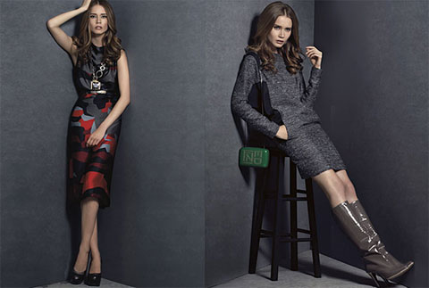 Gray clothing at net-a-porter.com