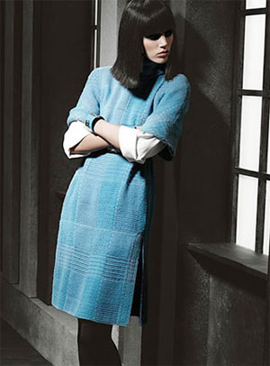 Chanel Short Sleeve RollneckDress