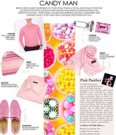Pink byForzieri