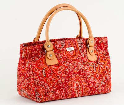 Pierre Deux Paris Bag Yanoan Red