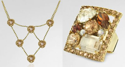 Forzieri - Gold Accessories