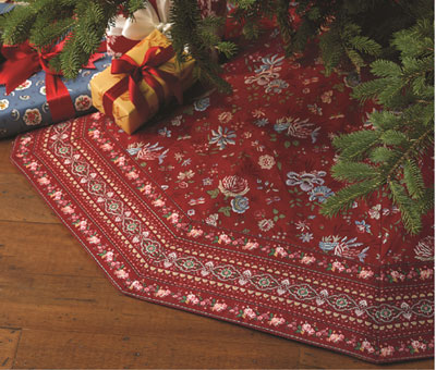 FREE QUILTED TREE SKIRT PATTERNS « Free Patterns