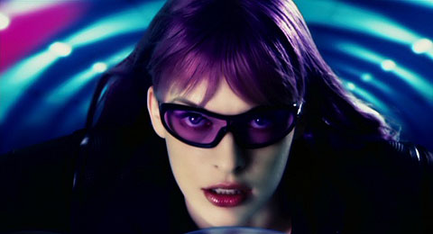 Milla Jovovich as Ultraviolet
