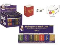 Shakespearean InsultGum