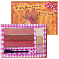 Benefit Cosmetics Pink and Gold Palette
