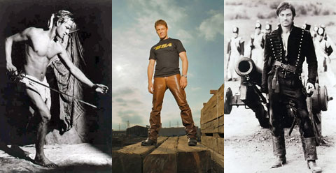 Pictures of Actor SeanBean