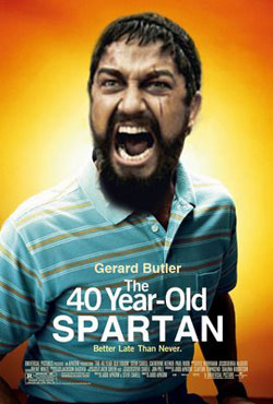 40-Year-Old Spartan