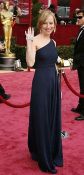 Amy Ryan at the Oscars