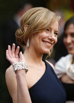 Amy Ryan on the Oscar RedCarpet
