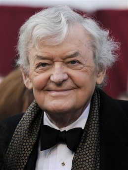 Hal Holbrook at the Oscars