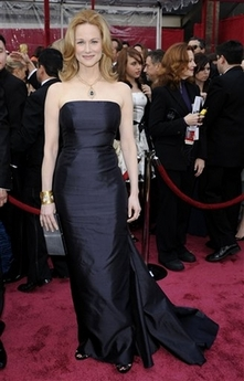 Laura Linney on the Red Carpet