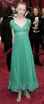 Saoirse Ronan at theOscars