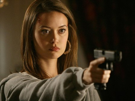 Summer Glau in The Sarah Connor Chronicles
