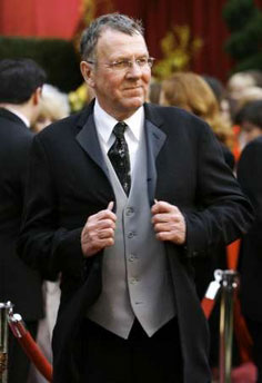 Tom Wilkinson at the Oscars
