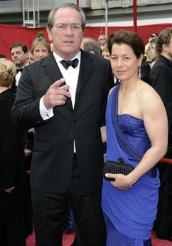 Tommy Lee Jones at the Oscars