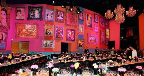 2008 Rose Ball in Monaco