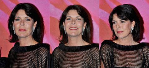 Princess Caroline at the 2008 RoseBall