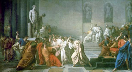 Ides of March, Assassination of JuliusCaesar