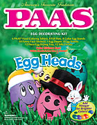 Paas Egg Head Kit