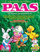 Paas traditional egg coloring kit