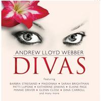 Andrew lloyd Webber\'s Divas