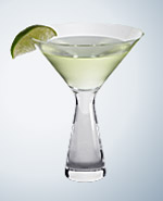 Gimlet made with Plymouth Gin