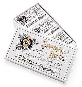 Santa Maria Novella Rose Milk Soap