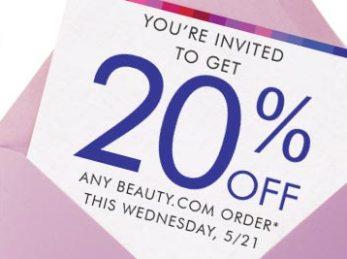 Beauty.com Sale