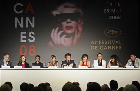 Cannes Film Festival Jury for 2008