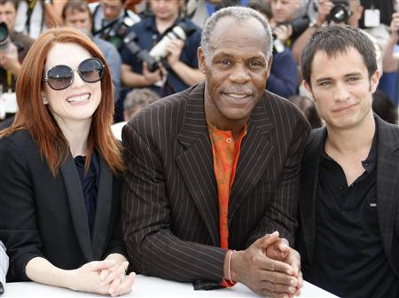 Julianne Moore, Danny Glover and Gael Garcia Bernal