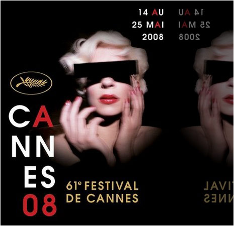 2008 Cannes Film Festival Official Poster