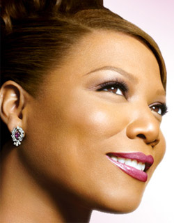 Queen Latifah for Cover Girl